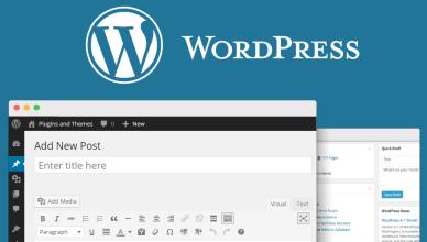 starting a wordpress blog